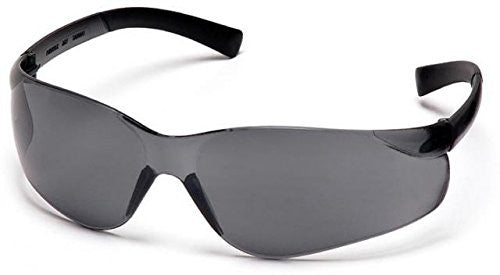 Mini Ztek - Frame: Gray, Lens: Gray (Pack of 12)