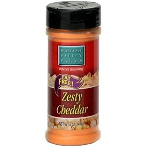 Wabash Valley Farms Popcorn Seasoning - Zesty Cheddar (5 oz)