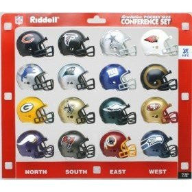 NFC Conference Revolution Pocket Pro Set