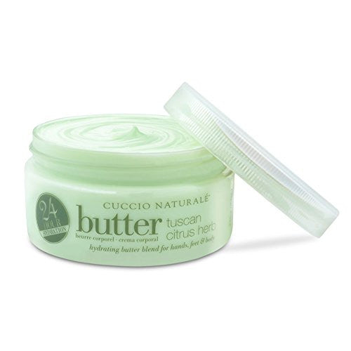 Tuscan Citrus Herb Body Butter - 8oz