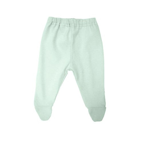 Footed Pant Green nb-3m