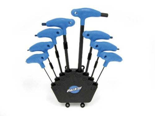 PARK PH-1 P-HANDLED HEX WRENCH SET