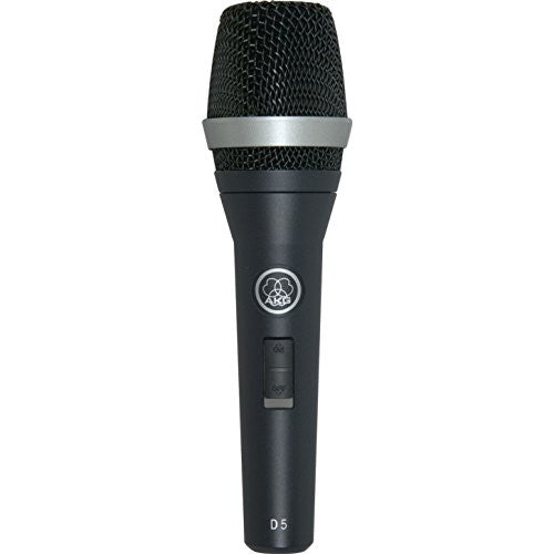 AKG, Supercardiod Vocal Mic with On/Off Switch