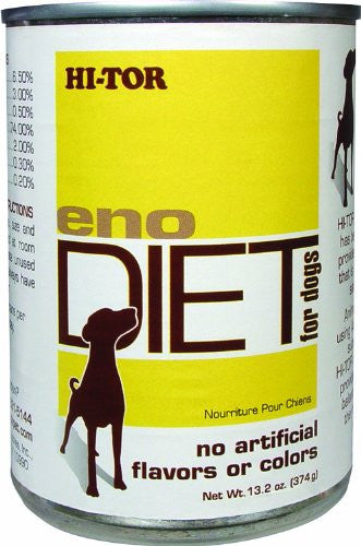HI-TOR DIET DOG FOOD (Eno, 13.2oz)