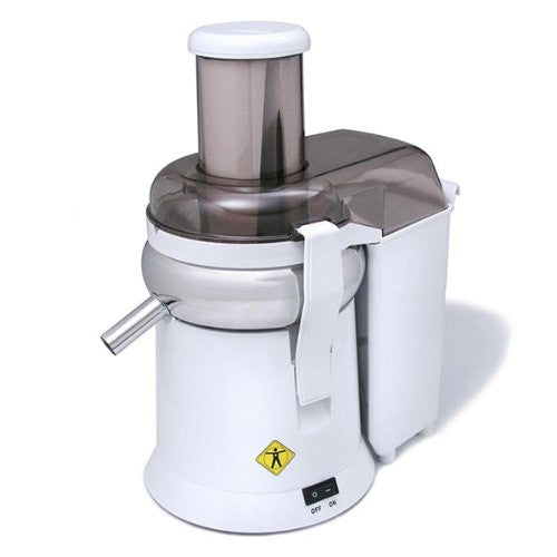 L'Equip XL Wide Mouth Mini Juicer, Model 215 White