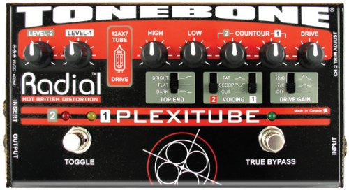 RADIAL ENGINEERING TONEBONE PLEXITUBE PEDAL