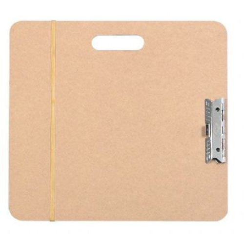 Alvin Artist Sketch Board (Brown Masonite) 18-1/2x19-1/2 Inch