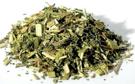 Bulk Meadowsweet Herb, Cut & Sifted, 1 lb. package