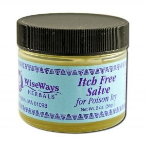 Herbals - Itch Free Salve 2 oz -