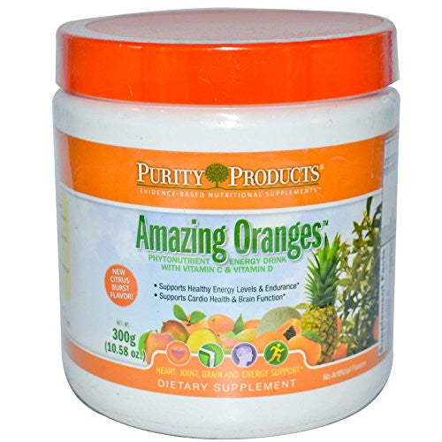 Amazing Oranges by Purity Products - 9.8 oz.