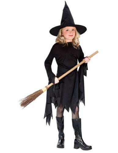 Witchy Witch CHLD CSTM Small (4-6)