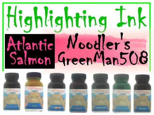 Atlantic Salmon Highlighter 3 oz.