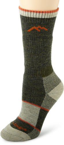 Men's Boot Sock Full Cushion - Olive M