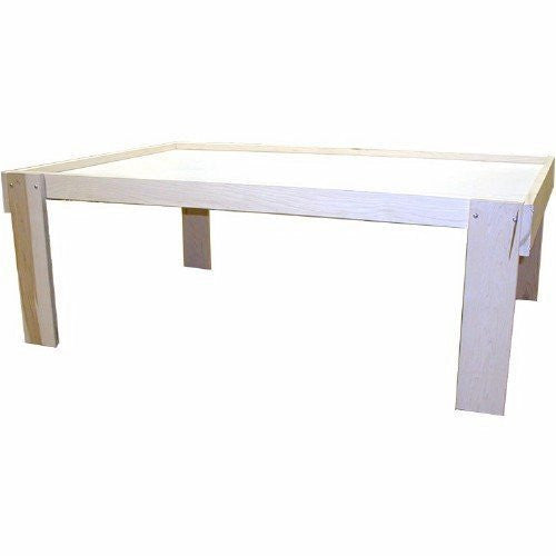 Train Table (Maple Table with Baltic Birch Split Top)