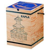 KAPLA 280 Piece Block Set With Blue Advanced Architecture Book