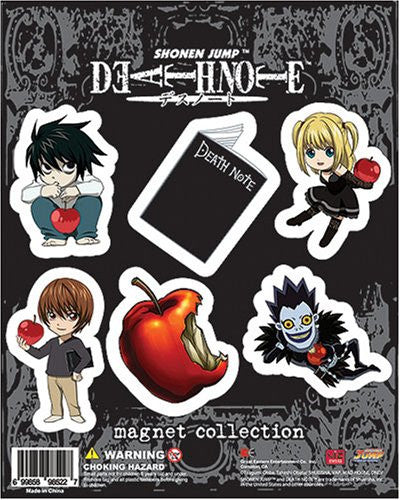 Death Note SD Art Collection Magnet