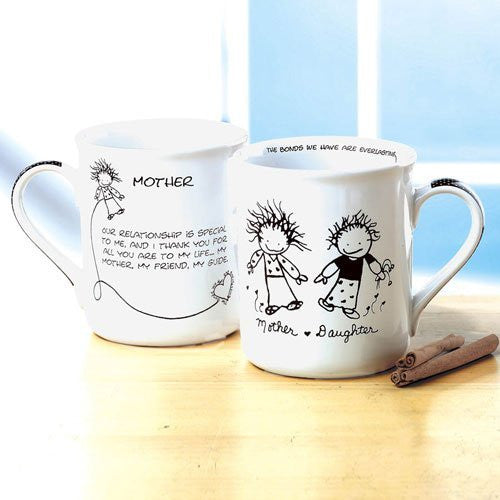 Children Of The Inner Light Mom (From Daughter) Mug