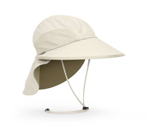 Sport Hat, Cream/Sand, Large
