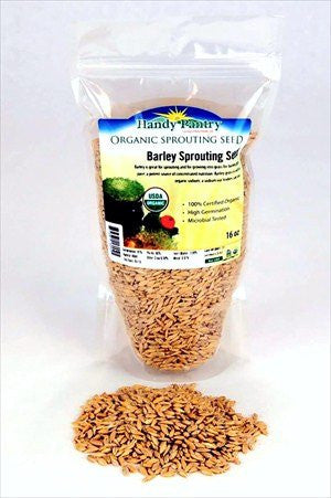 Barley 1 Lb Re-Sealable Bulk Bag