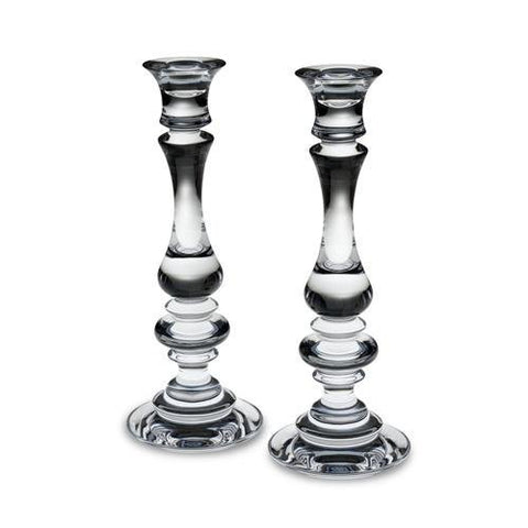 "Weston Candle Holder, Pair 11""H"