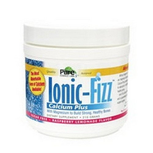 Ionic-Fizz Calcium Plus - RL - 420 gm