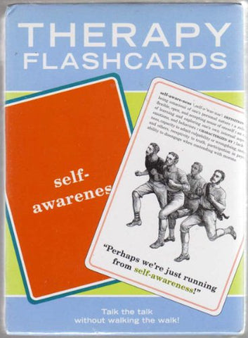 Therapy Flashcards, (Cards)