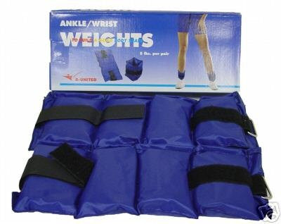 Ankle/Wrist Weight (2lb/pr)