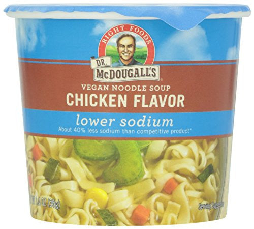 Light Sodium Soup Cups Chicken Noodle - 1.4 oz