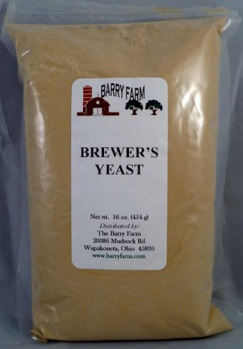Brewers Yeast	16 oz. package