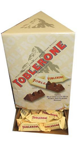 TOBLERONE BAR MINIS MILK