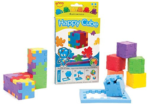 Happy Cube 6-pack