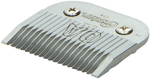 "Oster Professional Arctic Collection Clipper/Trimmer Cool Touch Replacement Blade, Size #0A 3/64"" (1.2mm)"