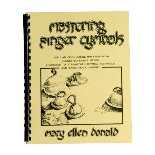 Mastering Finger Cymbals Book