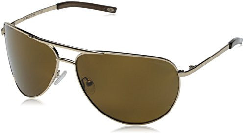 Serpico Gold with Polarized Brown Lens