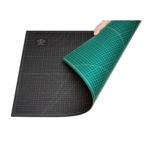 Alvin Professional Cutting Mats Green/Black Size - 18L x 12W inches