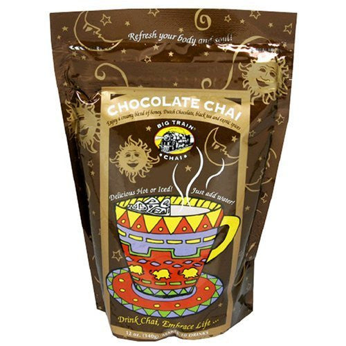 CHAI TEA MIXES Chocolate Chai 12oz
