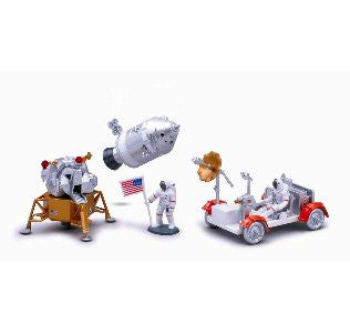 Space Station Model Kit, 4 Asstd, Lunar Rover
