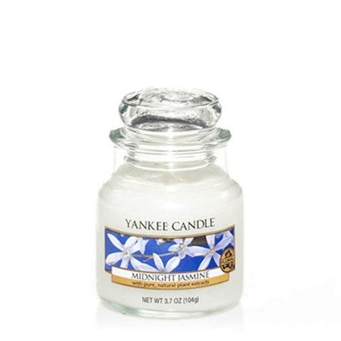 Yankee Candle Midnight Jasmine Small Classic Jar Candle
