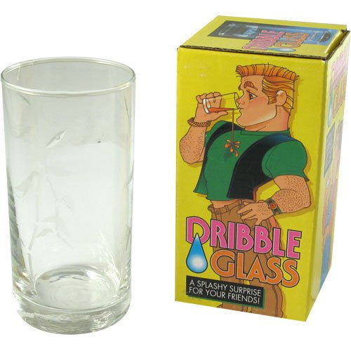 Dribble Glass (6 each/box)