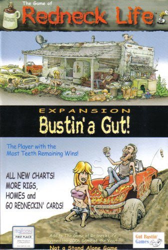 Redneck Life: Bustin a Gut Expansion