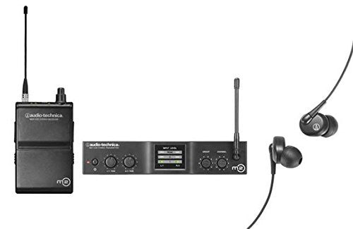AUDIO TECHNICA WRLESS INEAR SYS 614-647