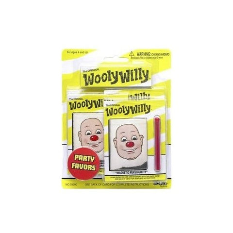 Wooly Willy™ Mini Games 4-PC.