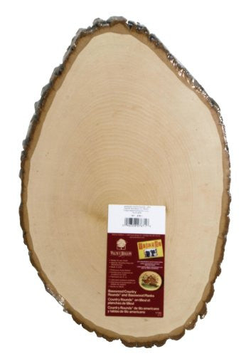 "Basswood Country Rounds, 9""-11"" Diameter"