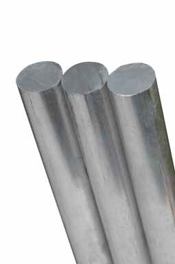 Stainless Steel Rod 1/8 X 12