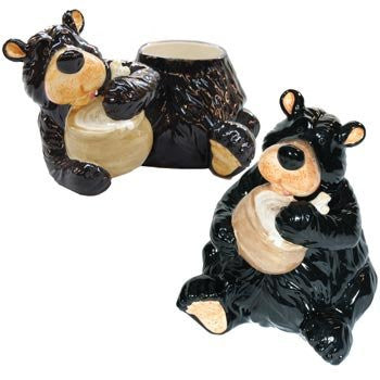 Willie Bear Cookie Jar