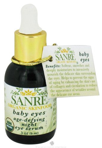 Baby Eyes Eye Care  (Night Eye Serum)