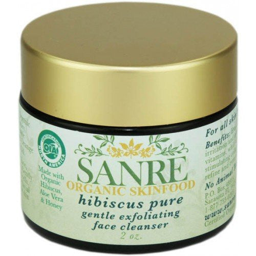 Hibiscus Pure Cleanser    (Facial Exfoliating Cleanser)