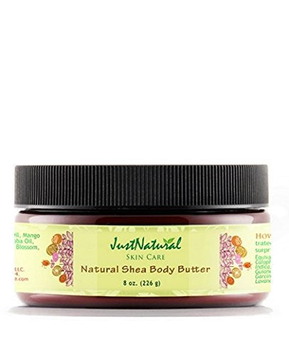 Natural Shea Body Butter, 4oz