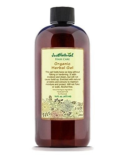 Organic Herbal Gel, 8oz