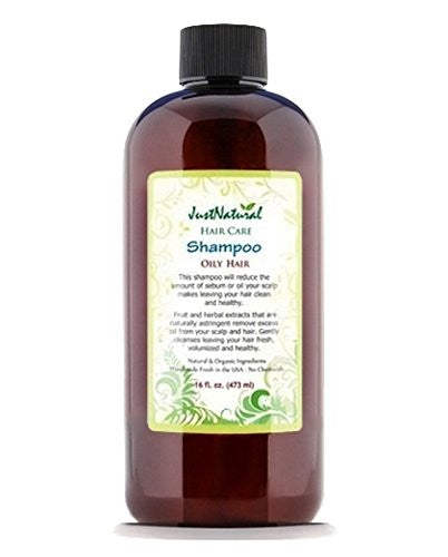 Oily Hair Shampoo, 16oz